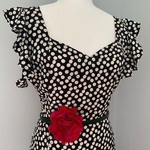 cuto Dresses - Polka Dot Dress